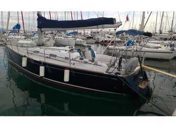 Rent a sailboat in Trogir (ACI marina) - Grand Soleil 40