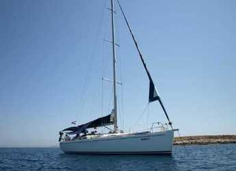 Rent a sailboat in Trogir (ACI marina) - Salona 45