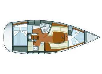 Louer voilier Sun Odyssey 32 à Split (ACI Marina), Split city