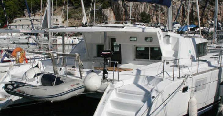 Alquilar catamarán en Trogir (ACI marina) - Lagoon 440 (2008)