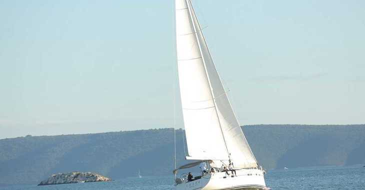 Rent a sailboat in Split (ACI Marina) - D&D Kufner 54.2