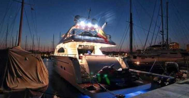 Alquilar yate en Port Badalona - Astondoa 82