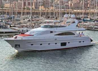 Rent a yacht in Port Badalona - Astondoa 82