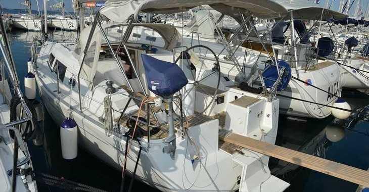 Alquilar velero Hanse 320 en Marina Kornati, Kornati-Biograd
