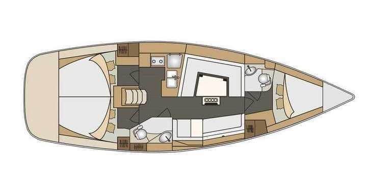 Alquilar velero Elan 40 Impression en Marina Kornati, Kornati-Biograd