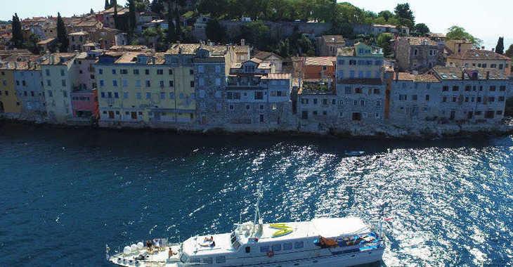 Rent a yacht in Trogir (ACI marina) - Gulet