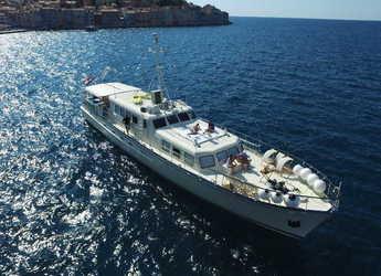 Alquilar yate en Trogir (ACI marina) - Gulet