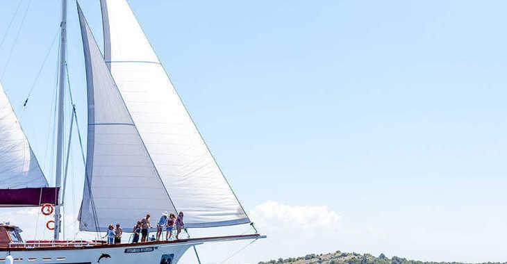 Alquilar goleta Gulet 14-6 en ACI Marina Split, Split city