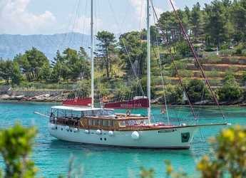 Rent a schooner in Split (ACI Marina) - Gulet 14-6