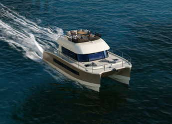 Rent a power catamaran  in SCT Marina Trogir - FP MY 37