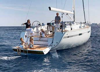 Rent a sailboat in SCT Marina Trogir - Bavaria Cruiser 45