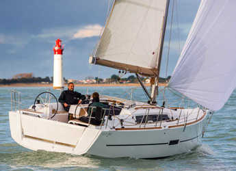 Rent a sailboat in Marina Mandalina - Dufour 350 Grand Large