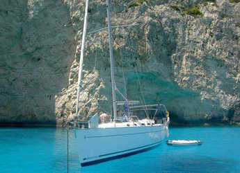 Rent a sailboat in SCT Marina Trogir - Cyclades 50.5