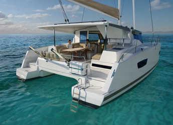 Rent a catamaran in Marina Kornati - FP Lucia 40