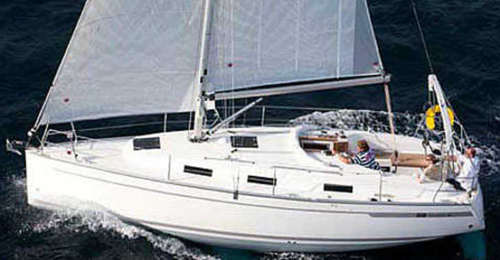 Rent a sailboat in Marina Kornati - Bavaria 32 Cruiser