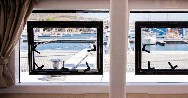 Alquilar catamarán en Marina Mandalina - Lagoon 400 S2