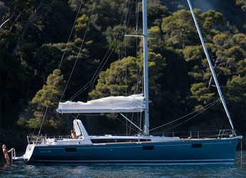 Rent a sailboat in SCT Marina Trogir - Oceanis 48