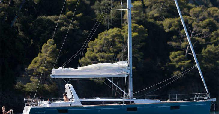 Alquilar velero Oceanis 48 en Marina Sukosan (D-Marin Dalmacija), Sukosan