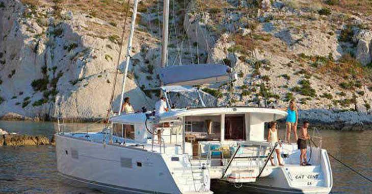 Alquilar catamarán en Marina Baotić - Lagoon 400 S2