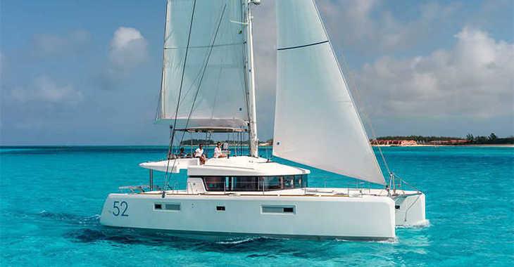 Alquilar catamarán Lagoon 52 en SCT Marina Trogir, Trogir
