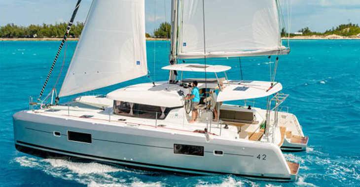 Alquilar catamarán Lagoon 42 en SCT Marina Trogir, Trogir