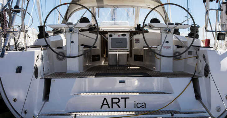 Alquilar velero Bavaria Cruiser 45-10 en Marina Mandalina, Sibenik city