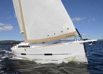 Rent a sailboat in Marina Sukosan (D-Marin Dalmacija) - Dufour 412 GL