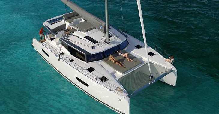 Alquilar catamarán en SCT Marina Trogir - FP Saona 47