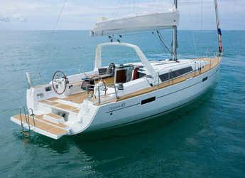 Rent a sailboat in SCT Marina Trogir - Oceanis 45