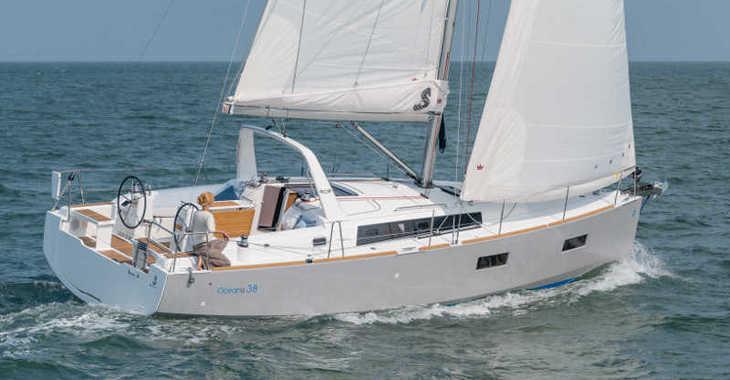 Alquilar velero Oceanis 38 en Marina Kornati, Kornati-Biograd