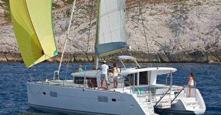 Alquilar catamarán en Marina Sukosan (D-Marin Dalmacija) - Lagoon 400 S2