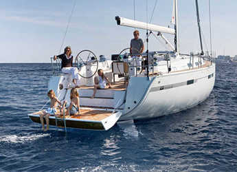 Rent a sailboat in SCT Marina Trogir - Bavaria Cruiser 45