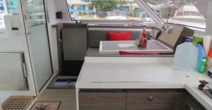 Alquilar catamarán Nautitech Open 40 en Nanny Cay, Tortola