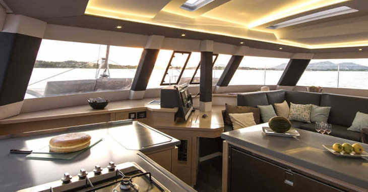 Alquilar catamarán Saba 50 Quintet (6+1) en SCT Marina Trogir, Trogir