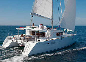 Rent a catamaran in SCT Marina Trogir - Lagoon 450
