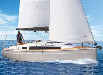 Rent a sailboat in SCT Marina Trogir - Bavaria Cruiser 34