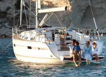 Rent a sailboat in SCT Marina Trogir - Bavaria Cruiser 40