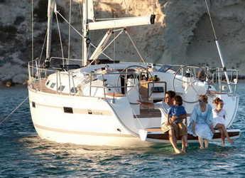 Rent a sailboat in Marina Sukosan (D-Marin Dalmacija) - Bavaria Cruiser 40