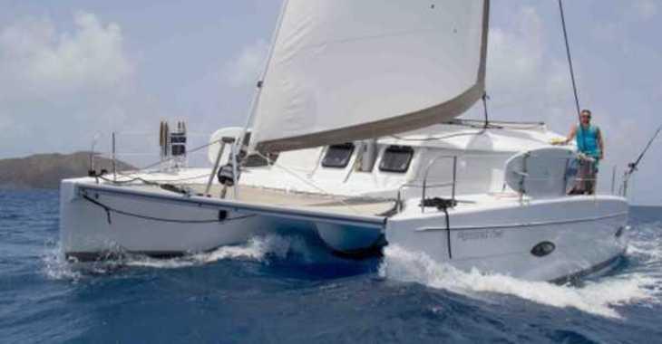 Alquilar catamarán Fountaine Pajot Lipari 41 en Nanny Cay, Tortola