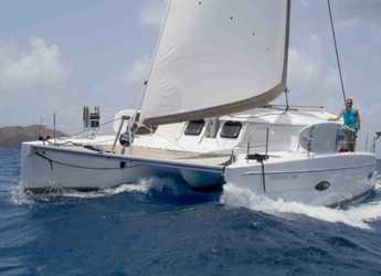 Rent a catamaran in Nanny Cay - Fountaine Pajot Lipari 41