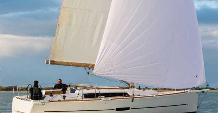 Alquilar velero Dufour 350 Grand Large en Marina Mandalina, Sibenik city
