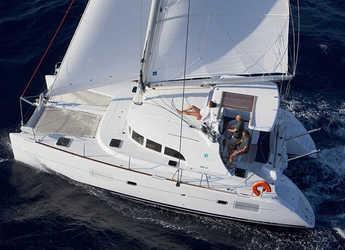 Rent a catamaran in SCT Marina Trogir - Lagoon 380
