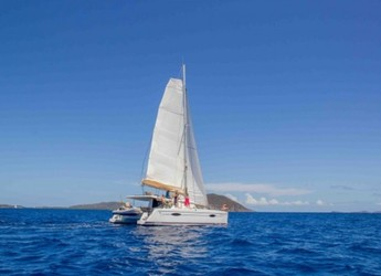 Chartern Sie katamaran in True Blue Bay Marina - Fountaine Pajot Helia 44