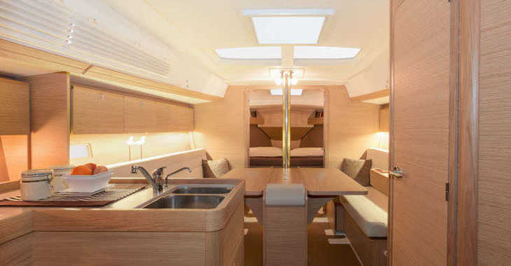 Alquilar velero en Marina Kornati - Dufour 350 Grand Large