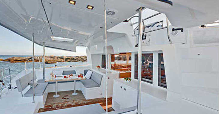 Rent a catamaran in Marina Kornati - Lagoon 450