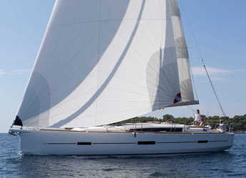 Rent a sailboat in Marina Mandalina - Dufour 460 Grand Large