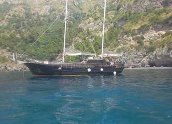 Rent a schooner in Sanazzaro Naples - Caicco (20 m)