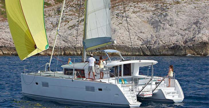 Alquilar catamarán Lagoon 400 en SCT Marina Trogir, Trogir