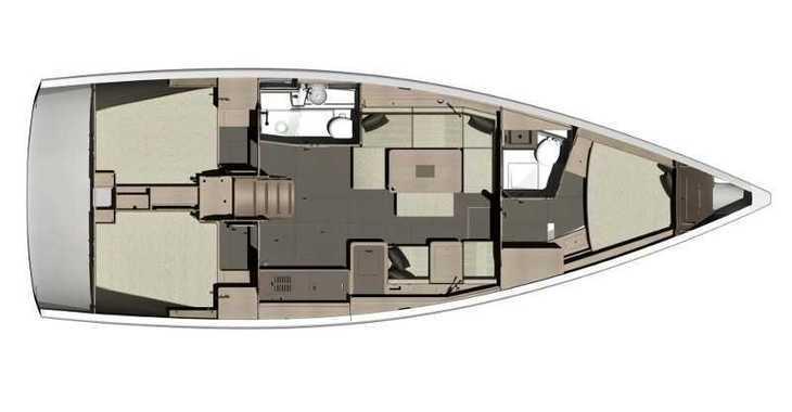 Alquilar velero Dufour 412 GL en SCT Marina Trogir, Trogir