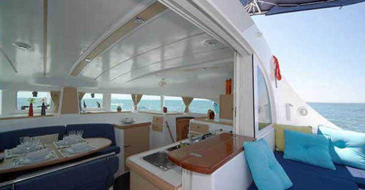 Alquilar catamarán Lagoon 380 en Marina Kornati, Kornati-Biograd